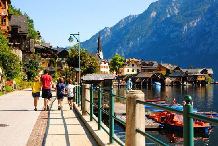 Mete in Austria per famiglia
