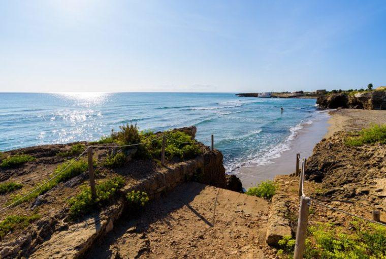 Spiaggia San Lorenzo in Sicilia