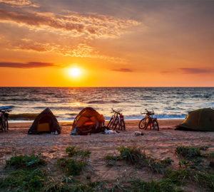 tenda da cicloturismo