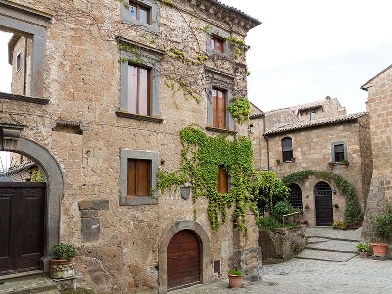 Borgo di Civita di Bagnoregio
