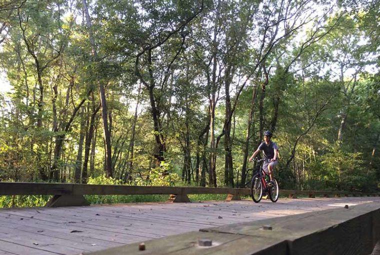 parigi londra in bici avenue verte