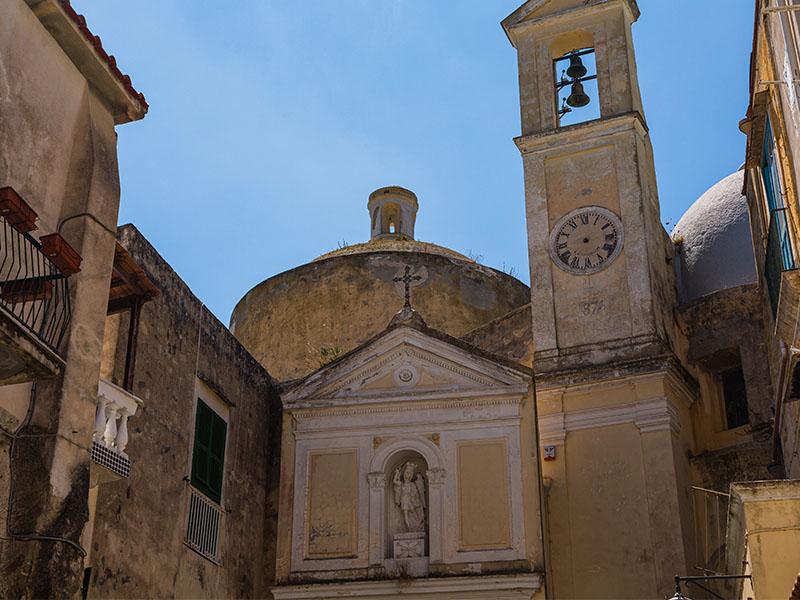 Abbazia di San Michele Arcangelo Procida